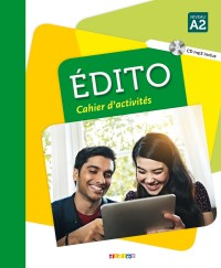 Edito A2 workbook - Click to enlarge picture.