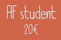 AF Student Membership - Click to enlarge picture.
